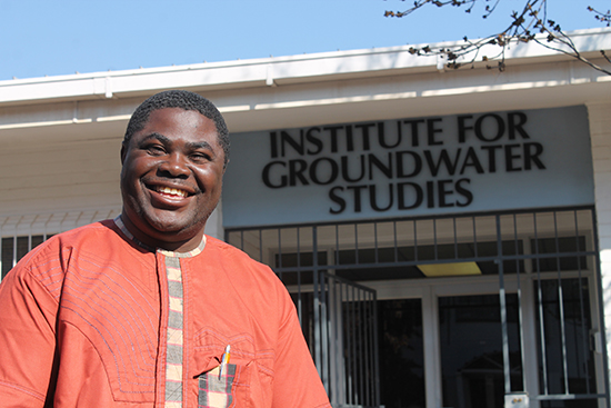 Reputable journal calls for editorial services of UFS researcher Prof Atangana