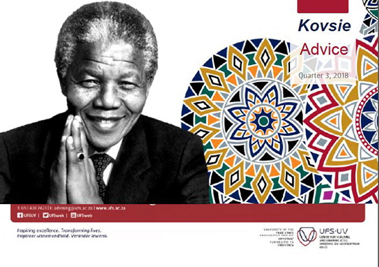 Sixth edition of Kovsie Advice now available