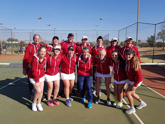 Tennis the bright spark at USSA