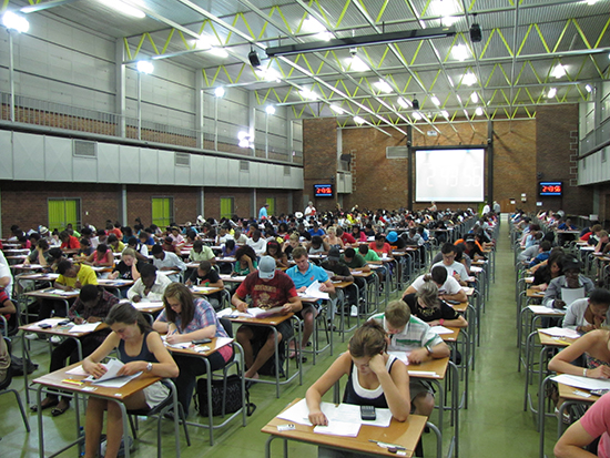 Emotional safety during examinations