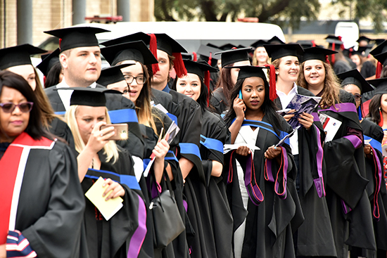 June graduations to highlight graduates achievements