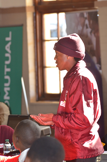 Learners at youth dialogue encouraged to know their human rights
