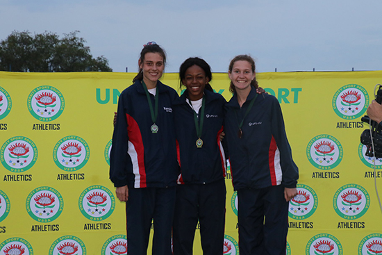 Female athletes dominate USSA