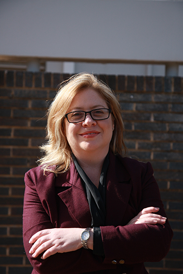 UFSAfricaWeek Make this Africa Day a day of reflection - Dr Stephanie Cawood