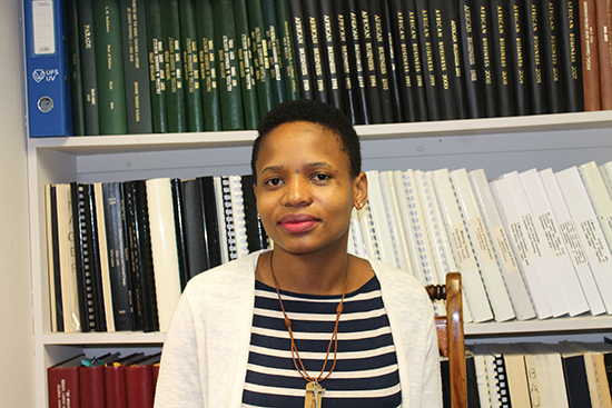 Researcher probes into military presence in politics - Dr Hlengiwe Dlamini