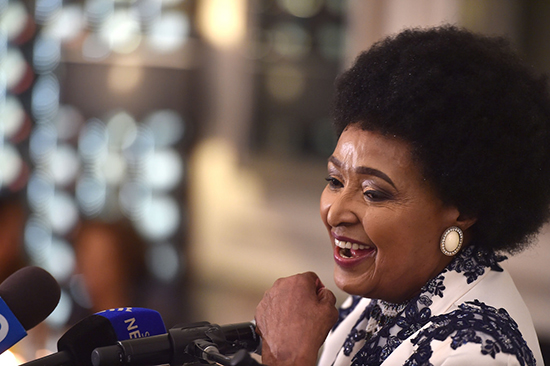 UFS flies flag at half-mast in honour of Winnie Madikizela-Mandela