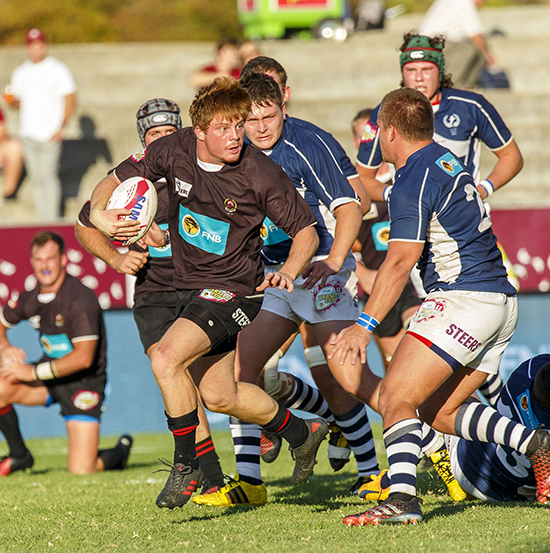 Vishuis crowned Varsity Cup Residence Rugby champs three consecutive years