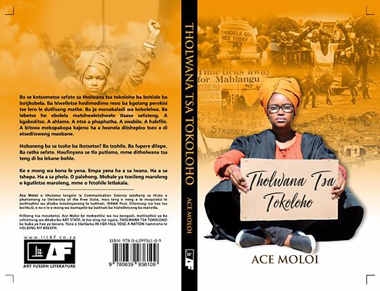 Solomon Mahlangu inspires UFS alumnus first Sesotho book
