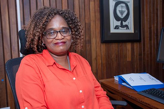Faculty of Health Sciences welcomes new Vice-Dean Prof Joyce Tsoka-Gwegweni