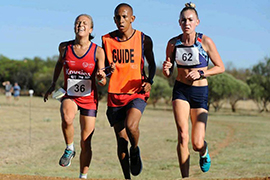 Louzanne and Marné included in national student cross country team