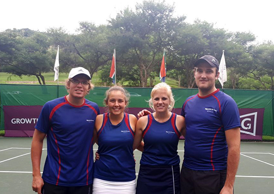 Tennis team countrys fourth-best