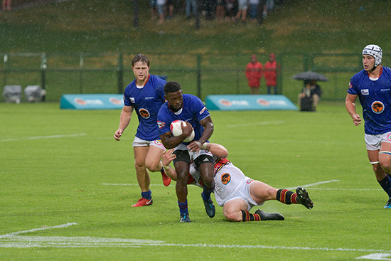Perfect start to Varsity Cup for Shimlas