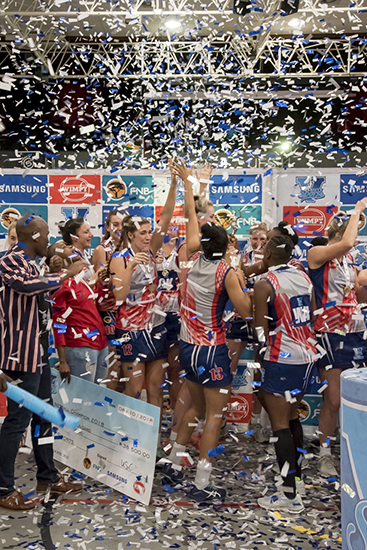 Kovsies Dream Team takes the netball crown