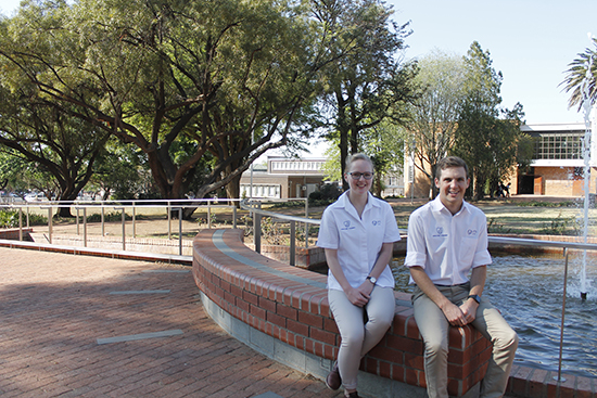 Two from Kovsies win Agricultural Student of the Year competition