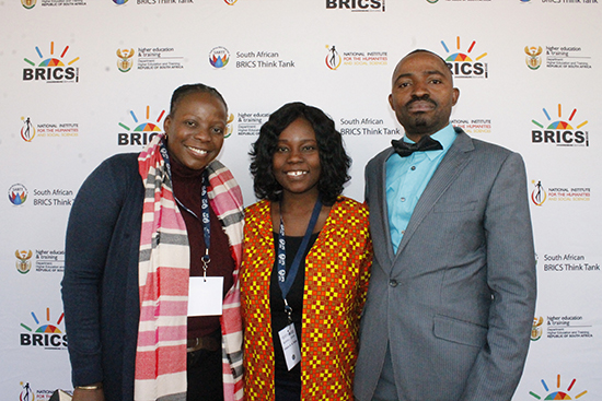 UFS BRICS-PLUS tackles global challenges