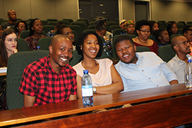 UFS Postgraduate Education students attend orientation programme-Small