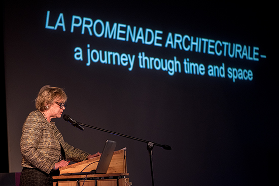 Architectural excellence celebrated at recent Sophia Gray lecture