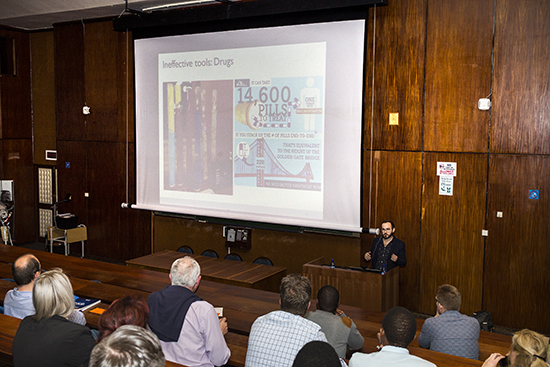 Health forum celebrates 50 years of research