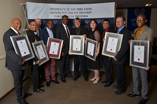 Outstanding Alumni awarded