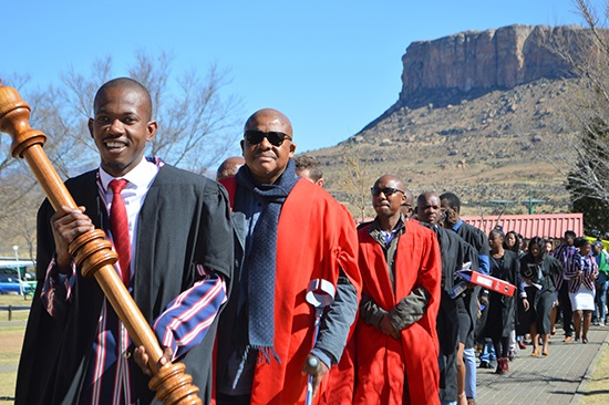 Political tolerance and maturity displayed during Qwaqwa Campus SRC elections