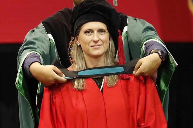 Dr Joleen Hamilton - Johan Roux JRX December 2019