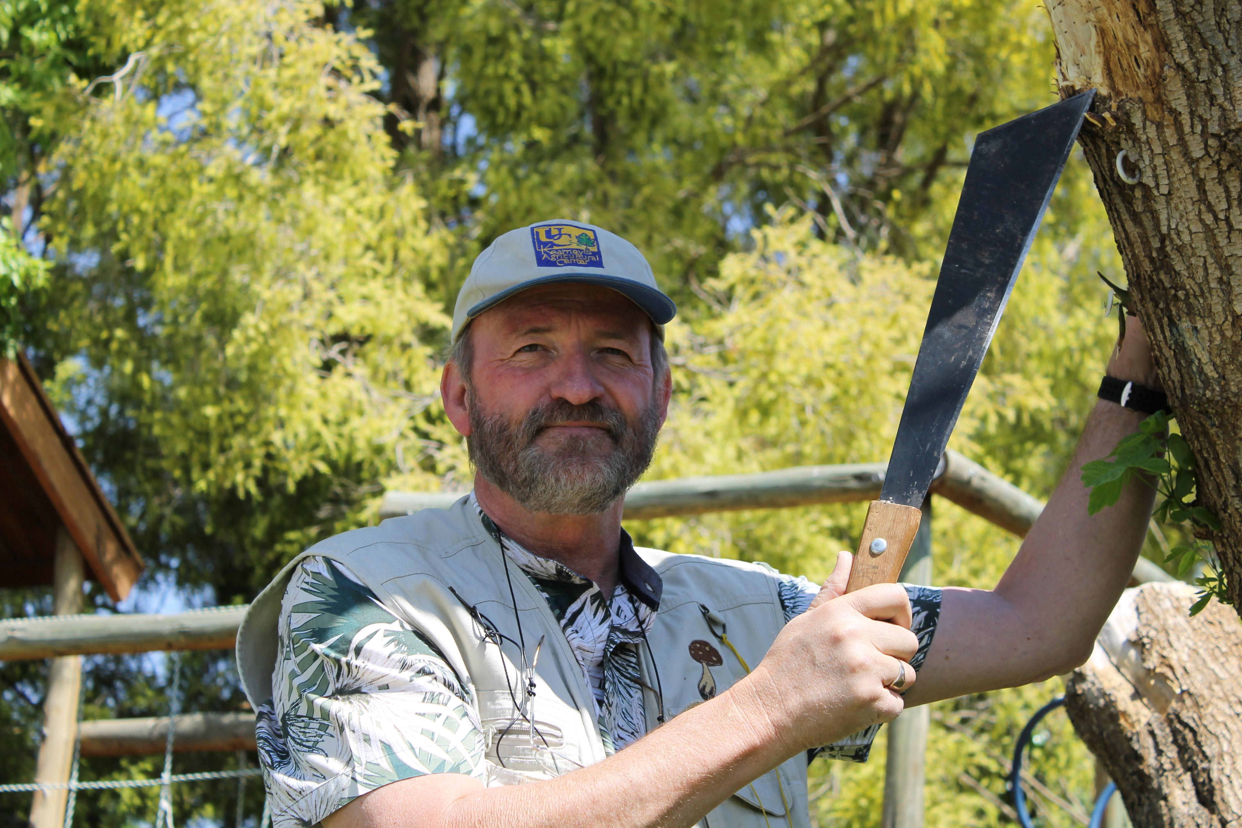 UFS Researcher Prof Wijnand Swart seeks to eradicate Polyphagous shothole borer PSHB