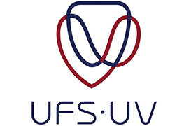 UFS marketing logo - vertical stack