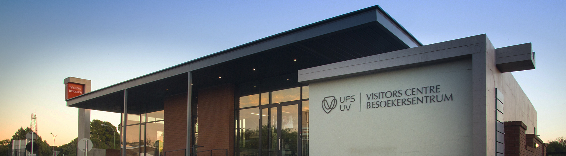 Visitors Center Building