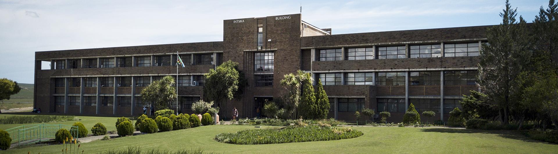 Qwaqwa Campus Admin Building