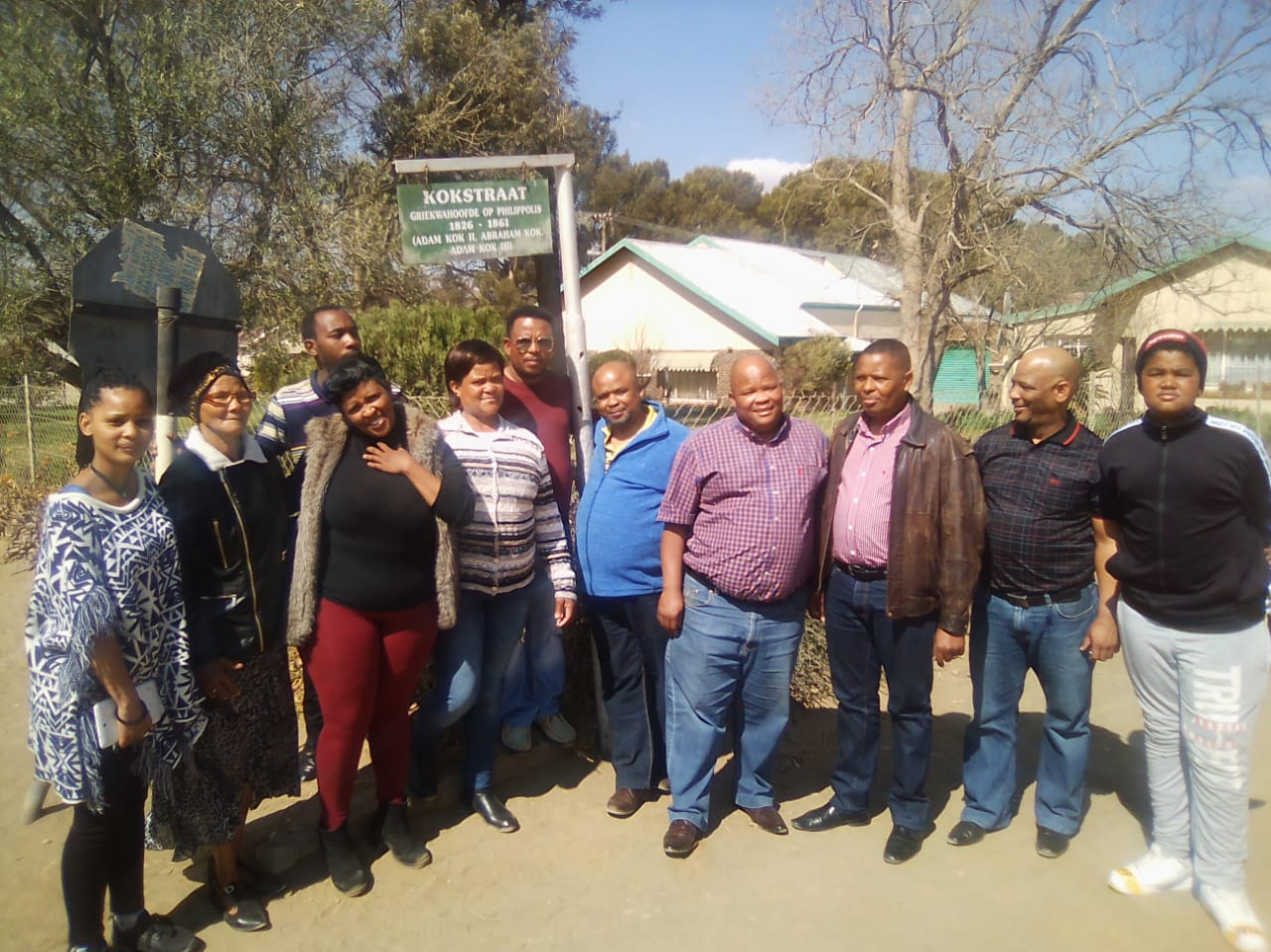 8. XHARIEP STEERING COMMITTEE MEMBERS