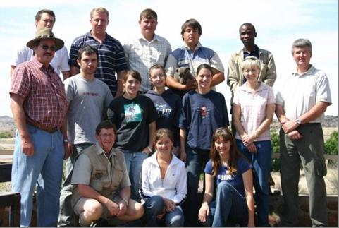 Description: News Photo - Undergraduate field trip Tags: News photo; undergraduates; field trip; field; trip