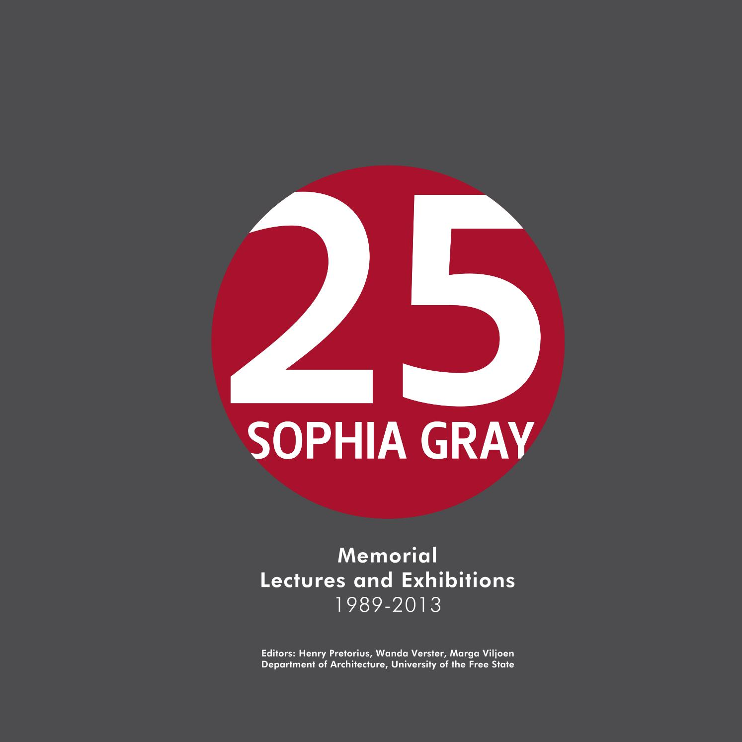 Sophia gray Vol 1