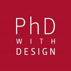 phd with design logo