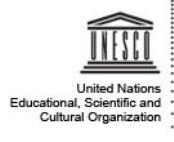 Description: Logo of the United Nations Educational, Scientific and Cultural Organization Tags: Logo, United Nations Educational Scientific and Cultural Organization, United Nations, Educational, Cultural, Scientific, Unesco