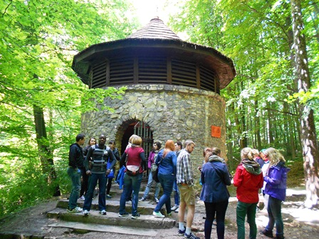 Description: Institute for Groundwater Studies (IGS) Keywords: Zabytkowa Kopalnia Srebra (Silver Mine) — in Tarnowskie Góry, Poland