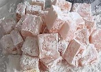 Marshmallows from prickly pear mucilage
