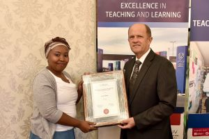 Excellence in Teaching and Learning Awards 2018