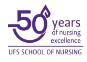 The School of Nursing is celebrating 50 years of nursing excelence in 2019