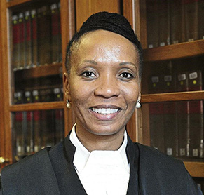 Judge Molemela