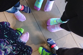 #CrazySocks4Docs, University of the Free State Medical School, Ithemba Foundation, Teaser: Crazy socks for a noble call