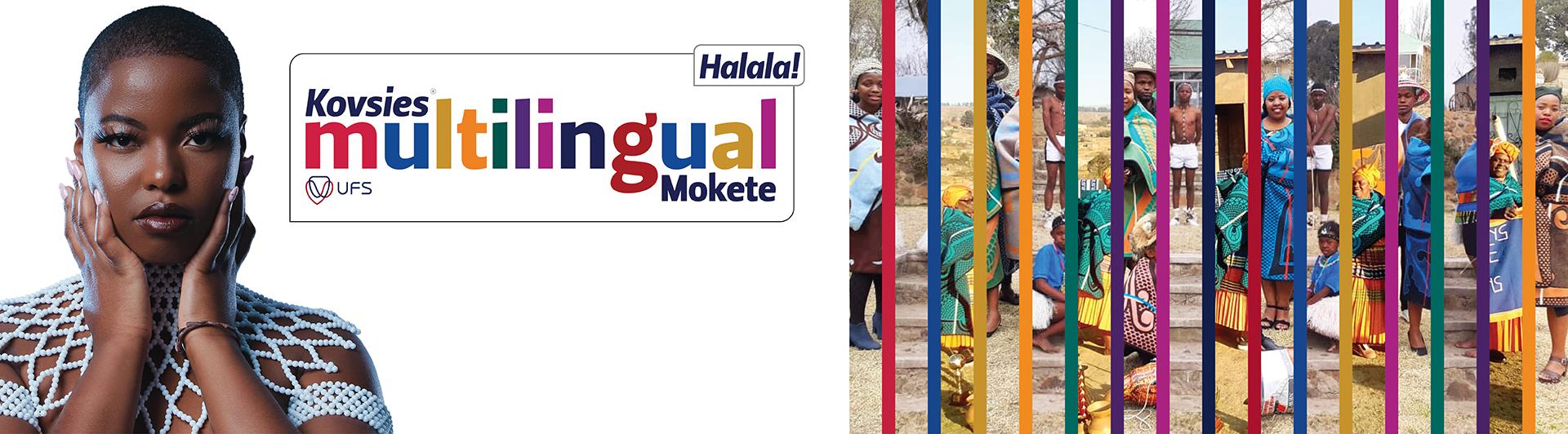 Kovsies Multilingual Mokete Afrikaans English Sesotho Zulu