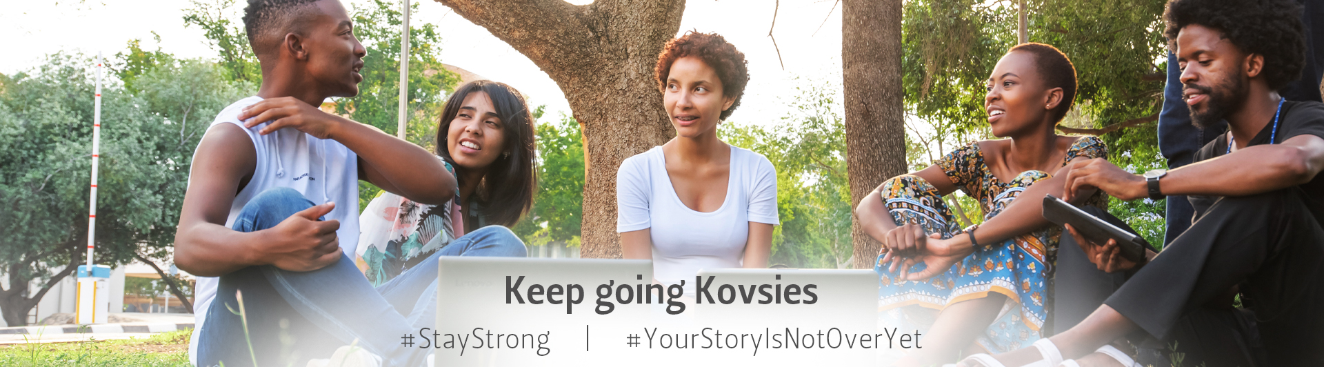 Keep Going Kovsies