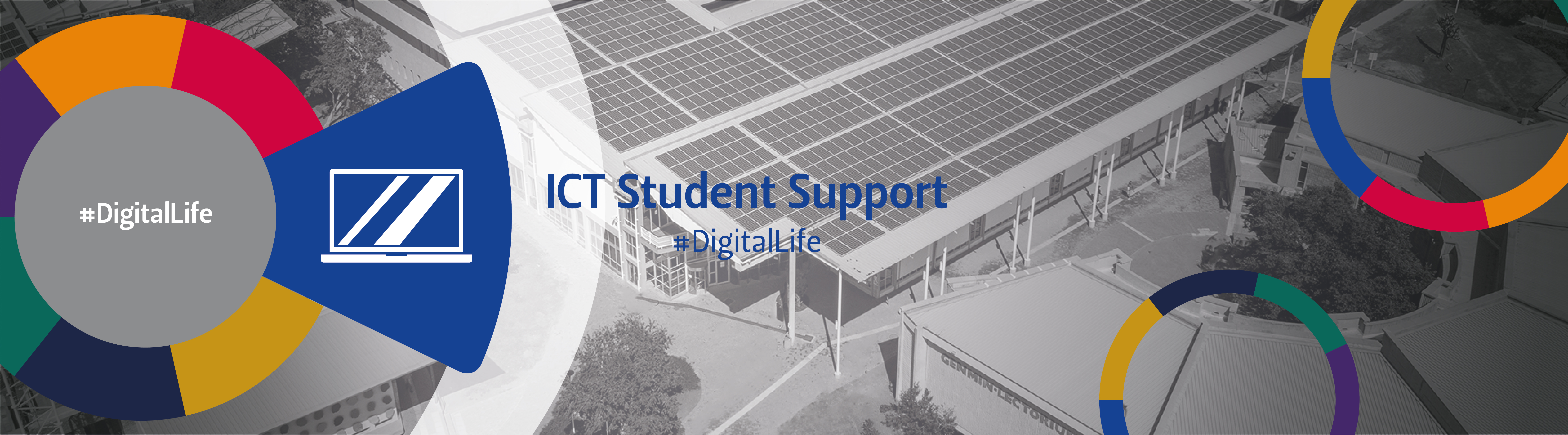 Digital Life ICT Student Support