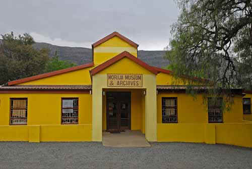 Description: Jonathan Edwards Centre Keywords: Morija, Archives, Lesotho