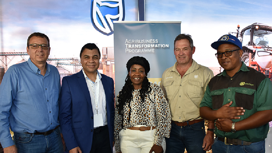 Standard Bank Agri Transformation Programme