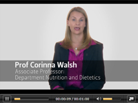 Prof Corinna Walsh introduction: video