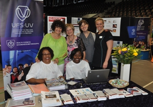 Description: Community Engagement Keywords: University of the Free State, community engagement, service learning, Open Day
