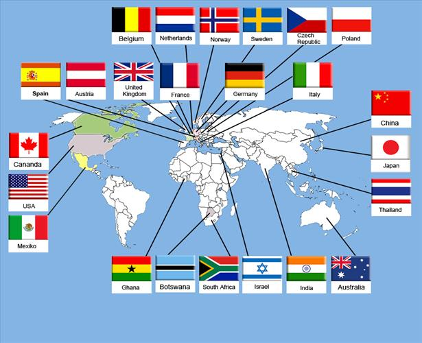 Description: International Affairs Keywords: International Affairs Map