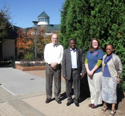 Description: Service Learning Keywords: Dikgapane Makhetha, Appalachian State University, North Carolina