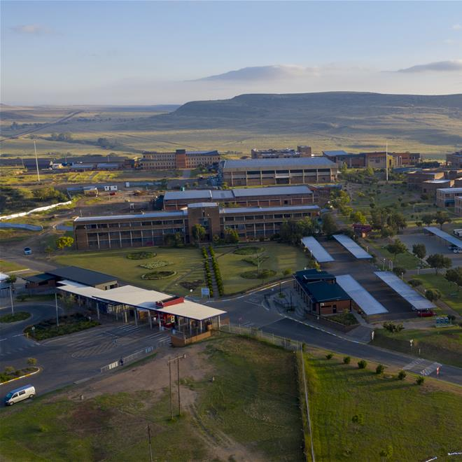 Click here for the Qwaqwa Campus virtual tour